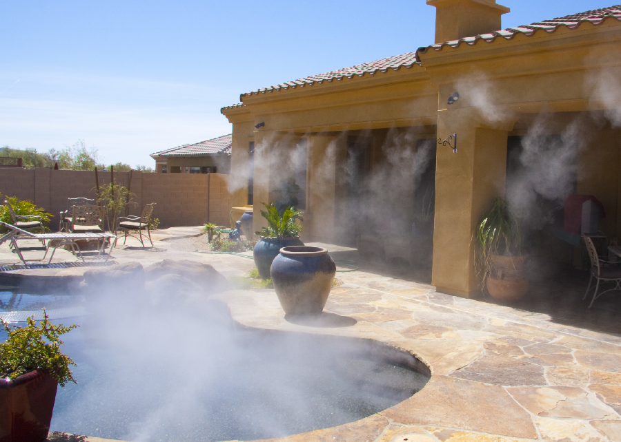 Do Outdoor Misting Systems Really Work?