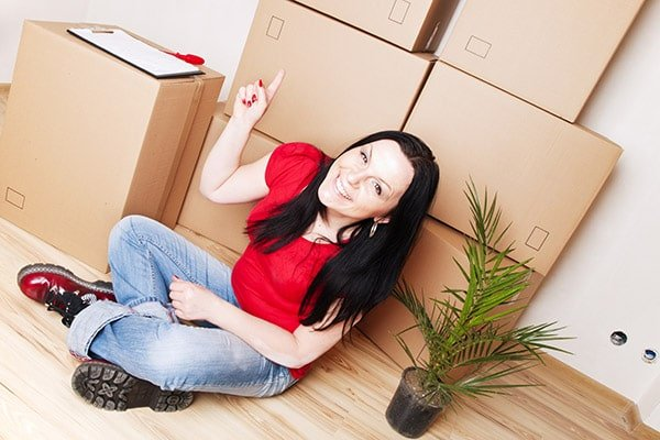 How do professionals prepare for movers?