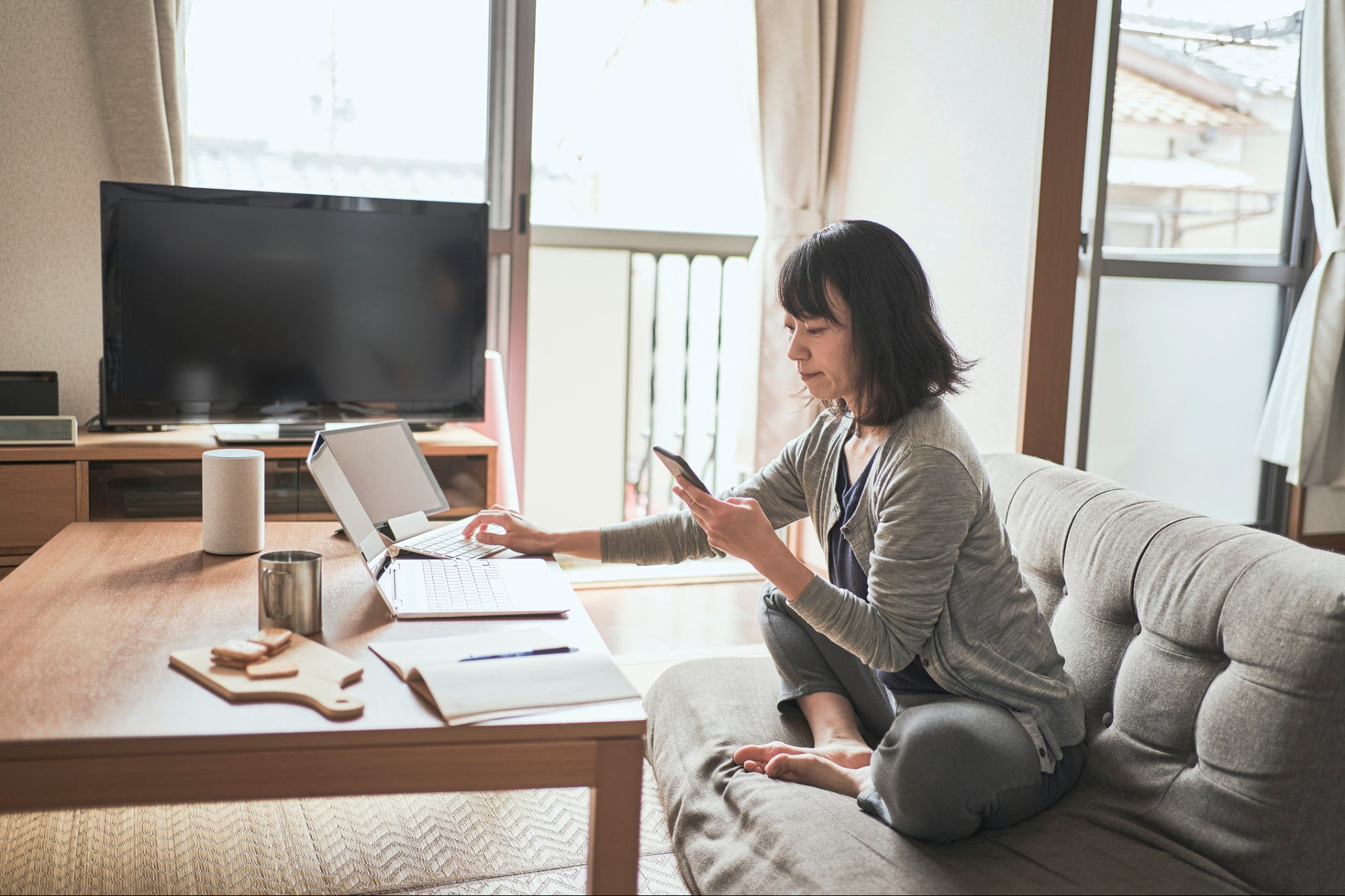 Ways To Improve Your Work From Home Routine